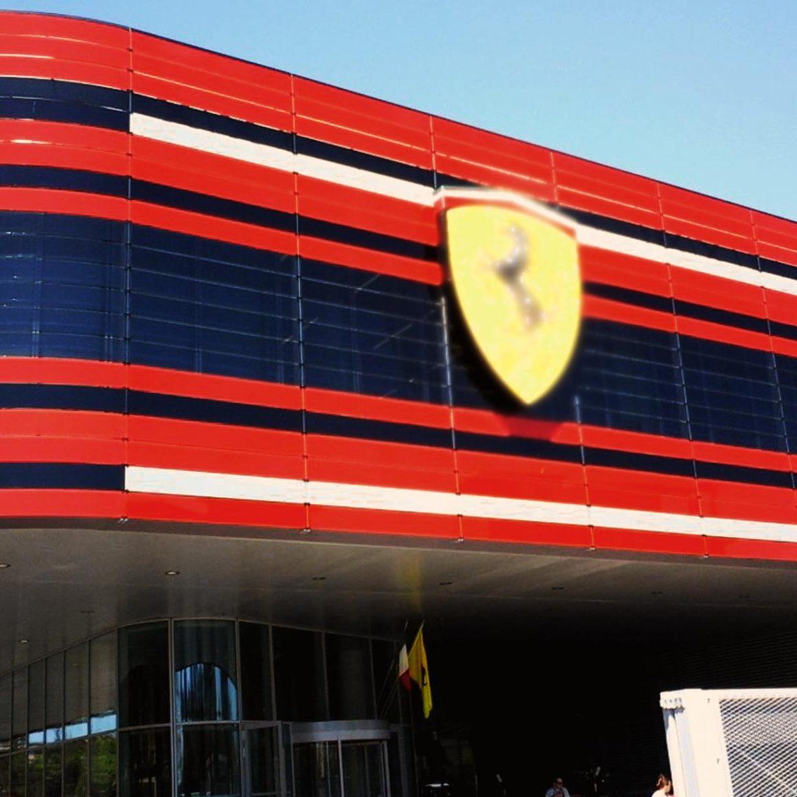 Stabilimento Nuova GES Ferrari | Cima Infissi