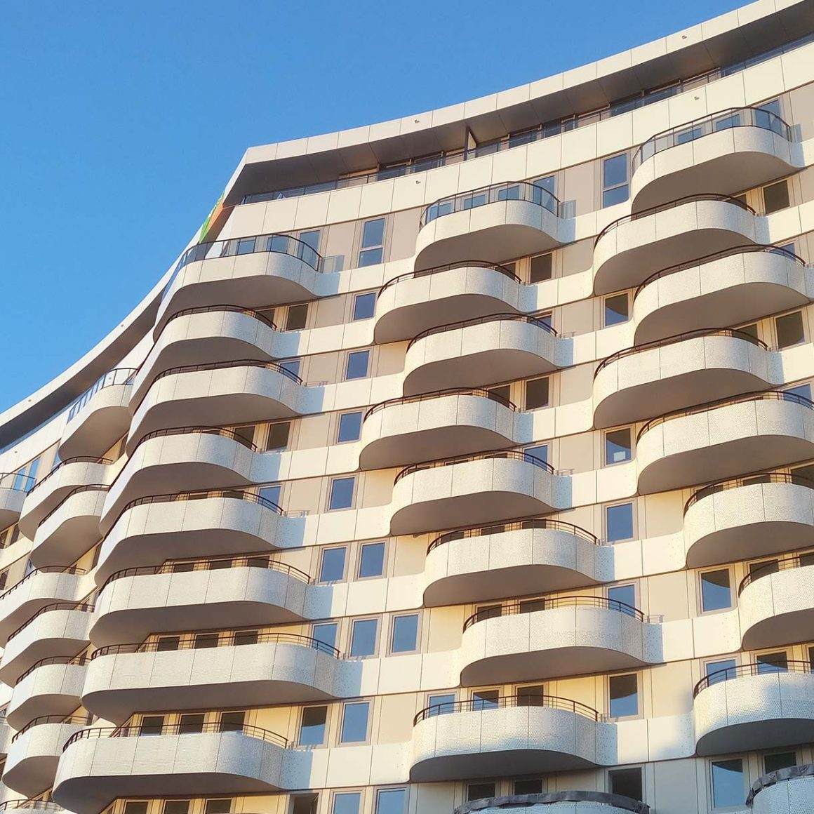 Complesso Residenziale Colonia | Cima Infissi